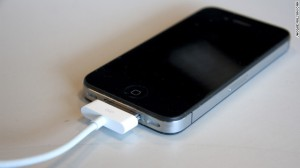 Image of 30 pin iPhone charger